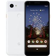 Google Pixel 3a XL, fehér - Mobiltelefon