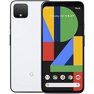 Google Pixel 4 64 GB, fehér - Mobiltelefon