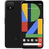 Google Pixel 4 128 GB, fekete - Mobiltelefon