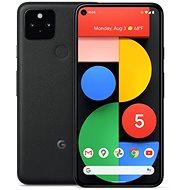 Google Pixel 5 5G fekete - Mobiltelefon