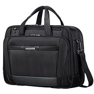 "Samsonite Pro DLX 5 Lapt. Bailhandle 17.3"" fekete - Laptop hátizsák"