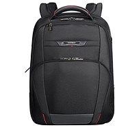 """Samsonite Pro DLX 5 LAPT. BACKPACK 15.6"""" EXP Black - Laptop hátizsák"""