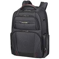 "Samsonite Pro DLX 5 LAPT. BACKPACK 3V 17.3"" EXP Black - Laptop hátizsák"