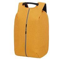 "Samsonite SECURIPAK 15.6"" Sunset Yellow - Laptop hátizsák"