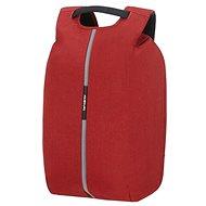 "Samsonite SECURIPAK 15.6"" Garnet Red - Laptop hátizsák"