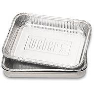 WEBER Alumínium tálak, kicsi, 10 db - Tál készlet