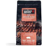 WEBER füstőlő faforgács - sertéshús - Faforgács