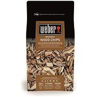 WEBER füstölő faforgács - Whiskey - Faforgács