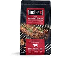 WEBER füstőlő faforgács - marhahús - Faforgács