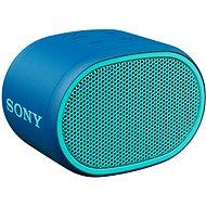 Sony SRS-XB01 kék - Bluetooth hangszóró