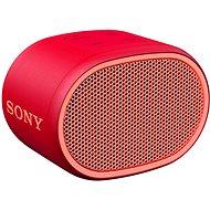 Sony SRS-XB01 piros - Bluetooth hangszóró
