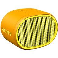Sony SRS-XB01 sárga