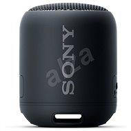 Sony SRS-XB12, fekete - Bluetooth hangszóró