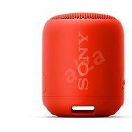 Sony SRS-XB12, piros - Bluetooth hangszóró