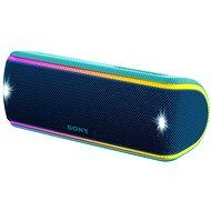 Sony SRS-XB31, kék - Bluetooth hangszóró