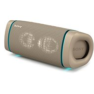 Sony SRS-XB33 szürke - Bluetooth hangszóró
