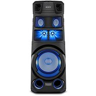 Sony MHC-V83D, fekete - Bluetooth hangszóró
