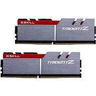 G.SKILL 16 GB KIT DDR4 3200 MHz CL14 Trident Z - Rendszermemória
