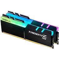 G.SKILL 32GB KIT DDR4 3200MHz CL15 Trident Z RGB - Rendszermemória