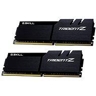 G.SKILL 16 GB KIT DDR4 4400 MHz CL19 Trident Z - Rendszermemória