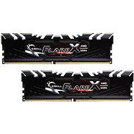 G.SKILL 16GB KIT DDR4 2933MHz CL16 Flare X for AMD - Rendszermemória