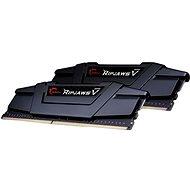 G.SKILL 16GB KIT DDR4 3200MHz CL16 RipjawsV - Rendszermemória