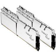 G.SKILL 16GB KIT DDR4 3200MHz CL16 Trident Z Royal RGB ezüst - Rendszermemória