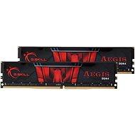G.SKILL 16 GB DDR4 3200MHz CL16 Gaming sorozat Aegis - Rendszermemória