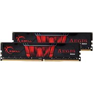 G.SKILL 32 GB DDR4 3200MHz CL16 Gaming sorozat Aegis - Rendszermemória