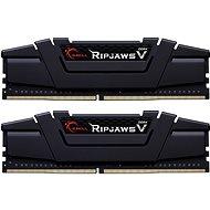 G.SKILL 64GB KIT DDR4 3200MHz CL16 RipjawsV - Rendszermemória