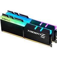 G.SKILL 64GB KIT DDR4 3200MHz CL16 Trident Z RGB - Rendszermemória