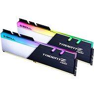 G.SKILL 64GB KIT DDR4 3600MHz CL18 Trident Z RGB Neo for Ryzen 3000 - Rendszermemória