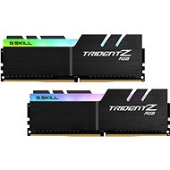G.SKILL 64GB KIT DDR4 4000MHz CL18 Trident Z RGB - Rendszermemória