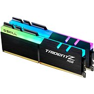 G.SKILL 16GB KIT DDR4 4000MHz CL16 Trident Z RGB - Rendszermemória