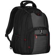 """WENGER pillér 16 """"fekete-szürke - Laptop hátizsák"""
