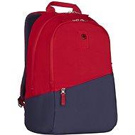 """WENGER CRISTO 17"""", piros/sötétkék - Laptop hátizsák"""