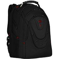 """WENGER BALLISTIC DELUXE 16"""", fekete - Laptop hátizsák"""
