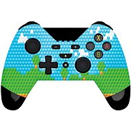 Gioteck WX-4 gamepad PS3 / PC kék-zöld