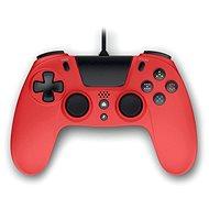 Gioteck VX-4 gamepad PS4 piros
