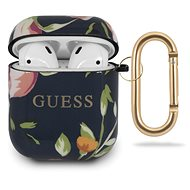 Guess Apple Airpods szilikon tokj 1/2 Floral N.3 - Fülhallgató tok