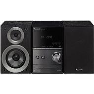 Panasonic SC-PM600EG-K fekete - Mikrorendszer