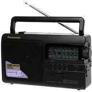 Panasonic RF-3500E9-K fekete - Rádió