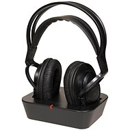 Panasonic RP-WF830E-K - Fej-/Fülhallgató