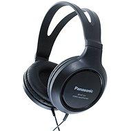 Panasonic RP-HT161E-K - Fej-/Fülhallgató