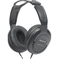 Fej-/fülhallgató Panasonic RP-HT265E-K