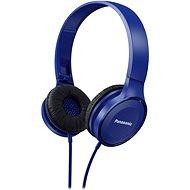 Panasonic RP-HF100-A - kék - Fej-/Fülhallgató
