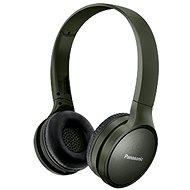 Panasonic RP-HF400 zöld - Mikrofonos fej-/fülhallgató