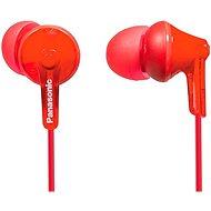 Panasonic RP-HJE125E-R - Fej-/fülhallgató