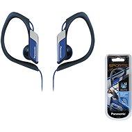 Panasonic RP-A-HS34E kék - Fej-/Fülhallgató