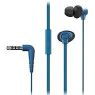 Panasonic RP-TCM130, kék - Mikrofonos fej-/fülhallgató